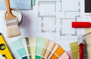 Paint Wall Covering